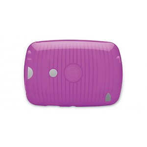 LeapPad3 Gel Skin (Purple) Ages 3-9 yrs. - Clearance Sale