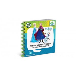 LeapStart® Frozen Celebrate the SeasonsEarth, Life & Physical Science Ages 3-6 yrs. - Clearance Sale