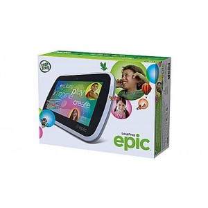LeapFrog Epic™ Android Based Kids Tablet Ages 3-9 yrs. - Clearance Sale