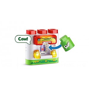 LeapBuilders® Food Fun Family Farm™ Ages 2-5 yrs. - Clearance Sale
