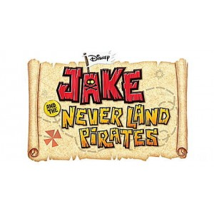 Disney Jake and the Never Land Pirates Ages 3-5 yrs. - Clearance Sale