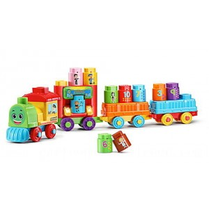 LeapBuilders® 123 Counting Train™ Ages 2-5 yrs. - Clearance Sale