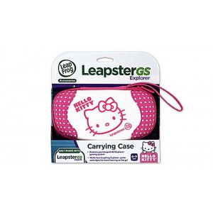 LeapsterGS™ Hello Kitty® Carrying Case Ages 4-9 yrs. - Clearance Sale