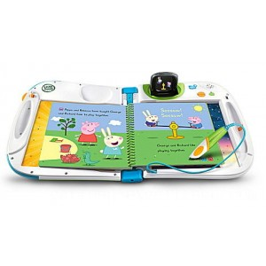 LeapStart® 3D Peppa Pig™ Playing Together Ages 2-5 yrs. - Clearance Sale