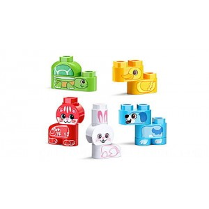LeapBuilders® Pet Pals™ Ages 2-5 yrs. - Clearance Sale