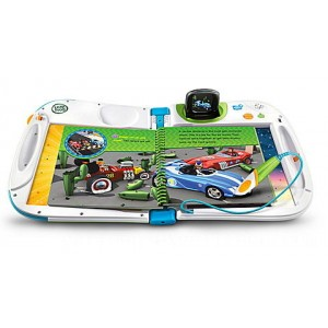 LeapStart® 3D Mickey and the Roadster Racers Pit Crews to the Rescue Ages 2-5 yrs. - Clearance Sale