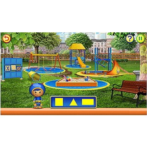 Team Umizoomi: Umi City Heroes Learning Game Ages 3-5 yrs. - Clearance Sale