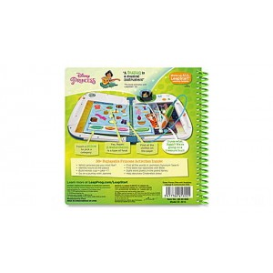 LeapStart® 3D Disney Princess Shine with VocabularyLanguage & Communication Skills Ages 3-6 yrs. - Clearance Sale