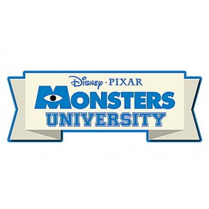 Disney•Pixar Monsters University Ages 4-7 yrs. - Clearance Sale