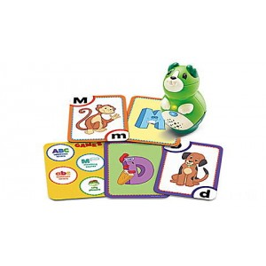 LeapReader™ Junior Interactive Letter Factory™  Flash Cards Ages 1-3 yrs. - Clearance Sale