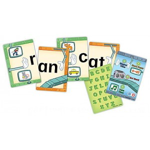 LeapReader™ Interactive Talking Words Factory Flash Cards Ages 4-7 yrs. - Clearance Sale