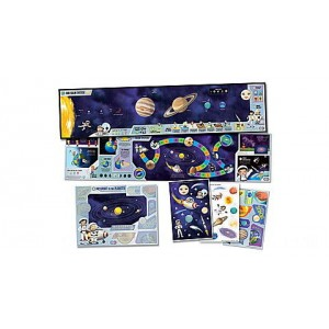 LeapReader™ Solar System Discovery Set Ages 4-8 yrs. - Clearance Sale