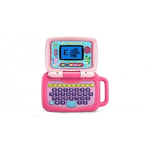 2-in-1 LeapTop Touch™ (Pink) Ages 2-5 yrs. - Clearance Sale