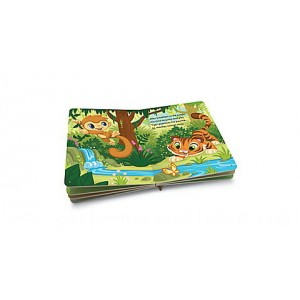 LeapReader™ Junior Book: Animals Around the World Ages 1-3 yrs. - Clearance Sale