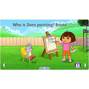 Dora the Explorer: Dora's Amazing Show Ultra eBook Ages 4-7 yrs. - Clearance Sale