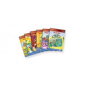LeapReader™ Book Set: Learn to Read, Volume 1 Ages 4-7 yrs. - Clearance Sale