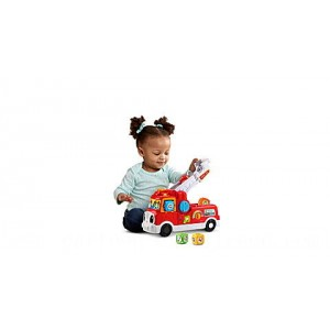 Tumbling Blocks Fire Truck™ Ages 1-4 yrs. - Clearance Sale