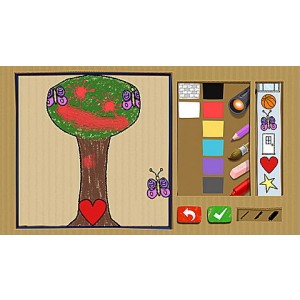 LeapTV™ Mr. Pencil™ Presents DoodleCraft Ages 4-7 yrs. - Clearance Sale