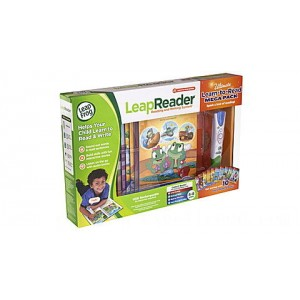 LeapReader® Learn-to-Read 10-Book Bundle Ages 4-8 yrs. - Clearance Sale