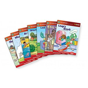 LeapReader™ Book Set: Learn to Read, Volume 3 Ages 4-7 yrs. - Clearance Sale