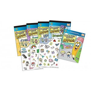 LeapReader™ Book: Learn to Write and Draw with Mr. Pencil Ages 4-8 yrs. - Clearance Sale