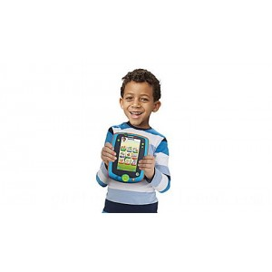LeapPad™ Glo Learning Tablet (Teal) Ages 3-9 yrs. - Clearance Sale