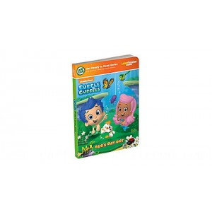 LeapReader™ Junior Book:  Nickelodeon Bubble Guppies: Bug's Day Out Ages 1-3 yrs. - Clearance Sale