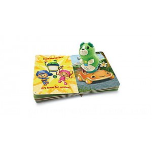 LeapReader™ Junior Book: Team UmiZoomi: Playground Power Ages 2-3 yrs. - Clearance Sale