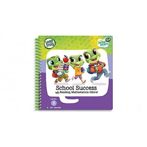 LeapStart® Go Deluxe Activity Set Combo Pack: The Human Body and School Success Bundle Ages 4-8 yrs. - Clearance Sale