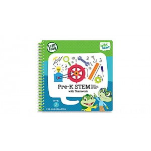 LeapStart® Level 2 Pre-Kindergarten Activity Book Bundle Ages 3-5 yrs. - Clearance Sale