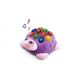 Melody the Musical Turtle™ (Purple) Ages 2-5 yrs. - Clearance Sale