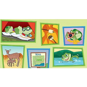 LeapStart® Reading Adventures with Health & Safety 30+ Page Activity Book Ages 4-6 yrs. - Clearance Sale