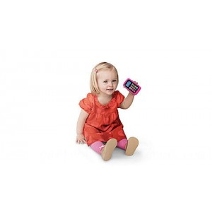 Chat & Count Smart Phone (Violet) Ages 18-36 months - Clearance Sale