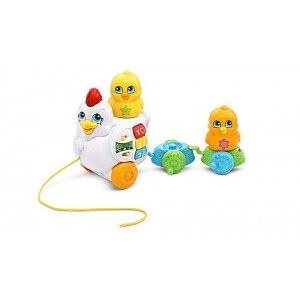 Learn & Roll Chickens™ Ages 1-3 yrs. - Clearance Sale