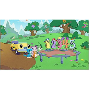 Scout & Friends: Numberland DVD Ages 2-5 yrs. - Clearance Sale
