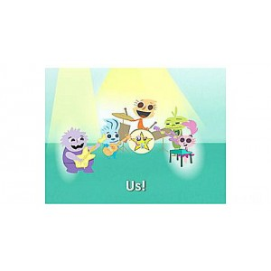 Sing and Learn with Us! DVD Ages 2-6 yrs. - Clearance Sale