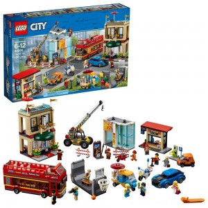 LEGO City Town Capital City 60200 - Clearance Sale