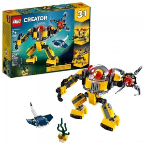 LEGO Creator Underwater Robot 31090 - Clearance Sale