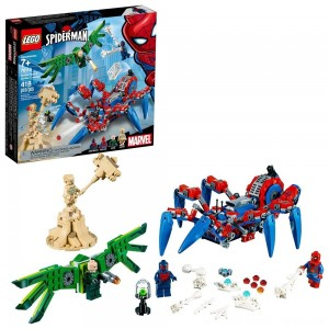 LEGO Super Heroes Marvel Spider-Man's Spider Crawler 76114 - Clearance Sale