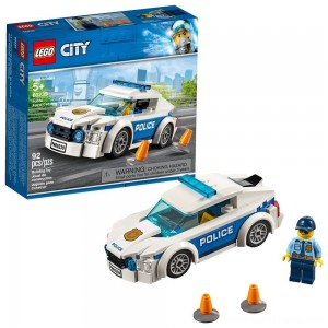 LEGO City Police Patrol Car 60239 - Clearance Sale