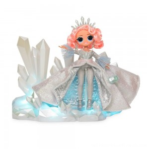 L.O.L. Surprise! Winter Disco O.M.G. Crystal Star 2019 Collector Edition Fashion Doll - Clearance Sale