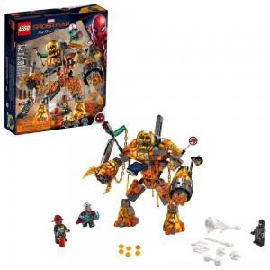 LEGO Super Heroes Marvel Spider-Man Molten Man Battle 76128 - Clearance Sale
