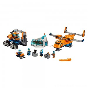 LEGO City Arctic Supply Plane 60196 - Clearance Sale
