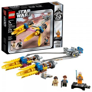 LEGO Star Wars Anakin's Podracer - 20th Anniversary Edition 75258 - Clearance Sale