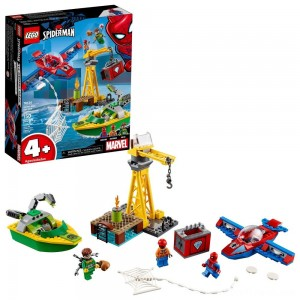 LEGO Super Heroes Marvel Spider-Man: doc Ock Diamond Heist 76134 - Clearance Sale