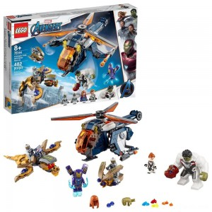 LEGO Super Heroes Marvel Avengers Hulk Helicopter Rescue 76144 - Clearance Sale