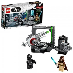 LEGO Star Wars: A New Hope Death Star Cannon 75246 Advanced Building Kit with Death Star Droid - Clearance Sale