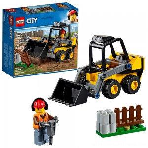 LEGO City Construction Loader 60219 - Clearance Sale