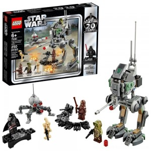LEGO Star Wars Clone Scout Walker - 20th Anniversary Edition 75261 - Clearance Sale