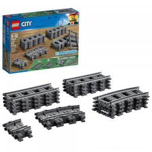 LEGO City Trains Tracks 60205 - Clearance Sale